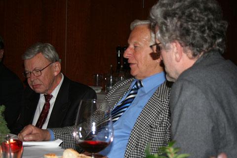 Na poslovilni večerji - Foto: Z. Simon