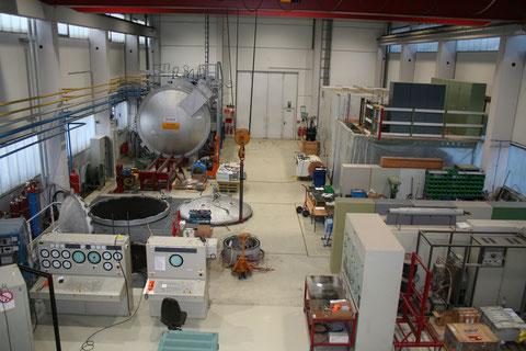 Pogled na preskuševališče Ex-opreme - Foto: Z. Simon