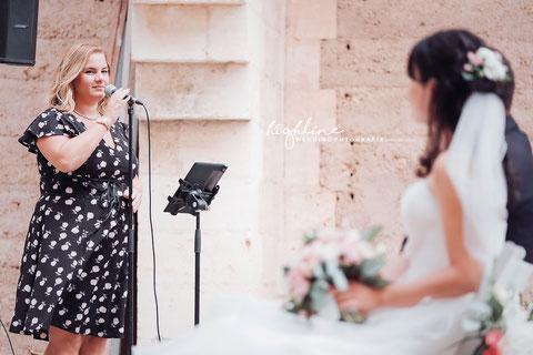 Hochzeitssängerin Nora Brandenburger