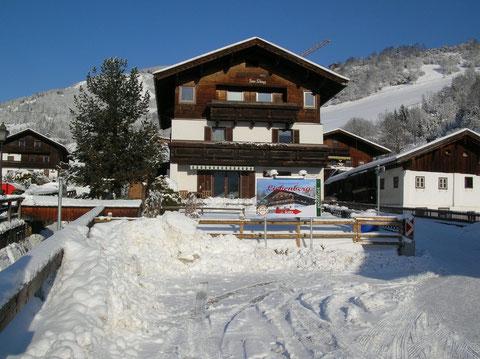 Haus Schragl im Winter