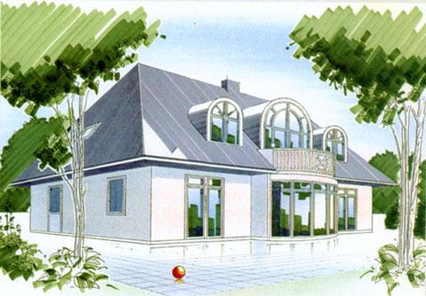 bautechnische illustration architekturzeichnungen atelier marten bremen. Black Bedroom Furniture Sets. Home Design Ideas