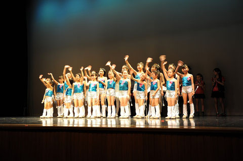 Dance On Us recital