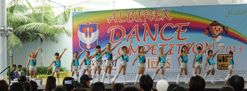Albirex junior2013