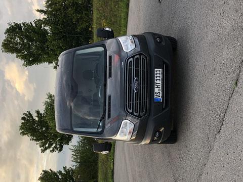 Caddy Transporter 16Tonnen LKW