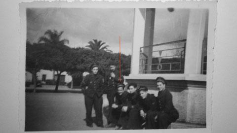 21 février 1942 l'Arba Maroc