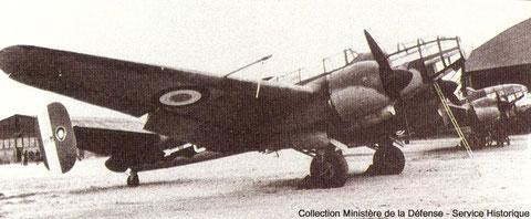 Bloch 174 ou 175 du GR II/52