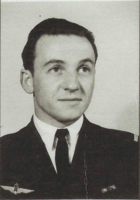 Camille Coquot en 1944-1945