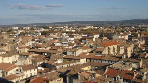 Narbonne où il vécut