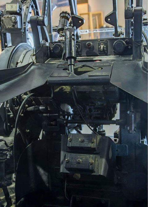 poste mitrailleur arrière du Halifax