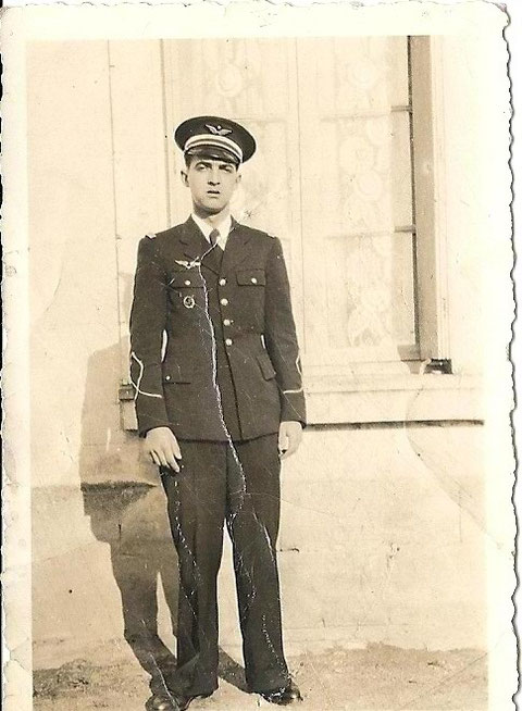 Edouard Joumas Aspirant en 1938 ou 1939 ?