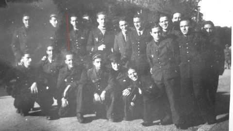 Guy Bourreau 12 décembre 1941 Maroc  El Arba ?