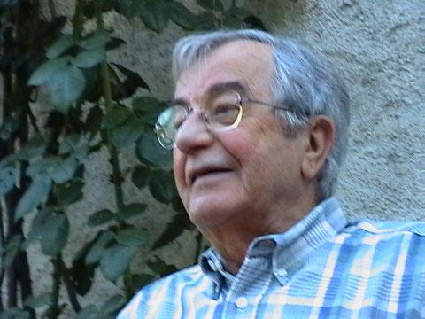 mon père  en 2003