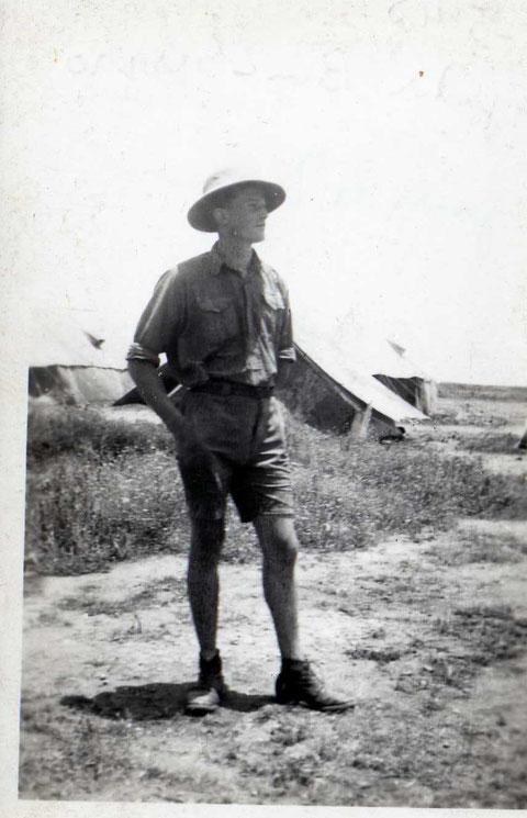 Raphael à Agadir en mai 1943