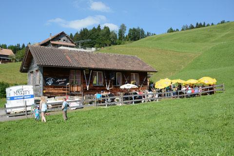 Abschlussfest nach 14 Jahren Chäpplers-Apreskihütte am 21.06.2014
