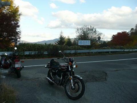 長野・岐阜の県境