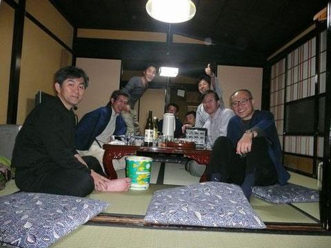 23:40 奈良井宿伊勢屋母屋2F