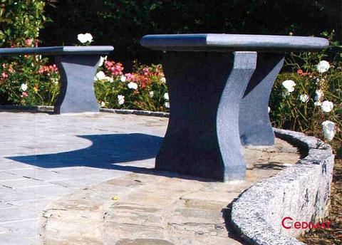 Fabrication pièces en pierre bleue - Gedimat Couvin