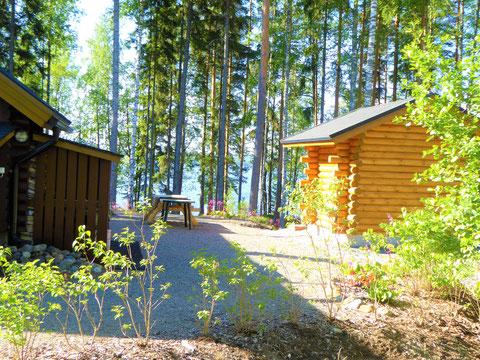 See Sauna Ferienhaus Finnland