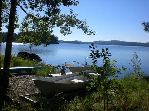 Ferienhaus Finnland Sunny Mökki Sysmä