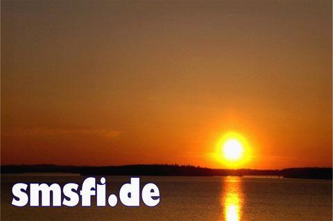 Erleben Sie grandiose Sonnenuntergänge am See!