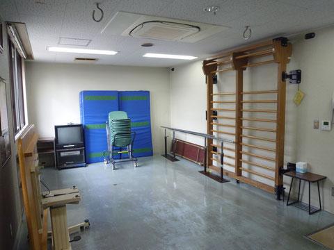 2階 リハビリ室の様子