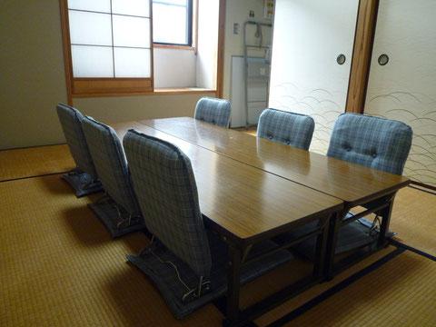 2階 日常生活訓練室の様子