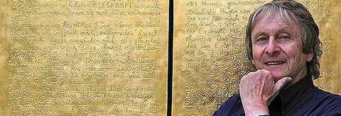 Auf die Tafeln hat IGADiM seine Geschichte geschrieben.