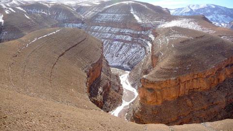 Les Gorges du Dadès