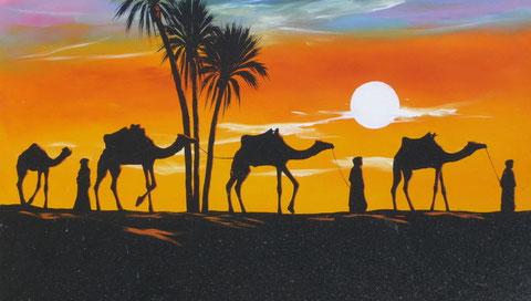 Le Maroc  en peinture