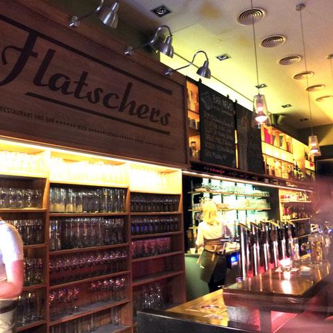 Das 'Flatscher's' in Wien-Neubau