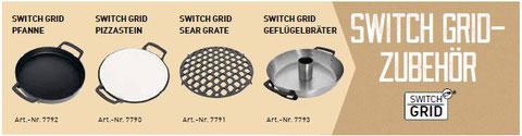 Switch Grid Zubehör