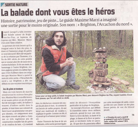Courrier picard, 25-04-12
