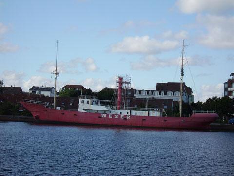 Das Schiff liegt heute (Foto vom 08.08.2015) auf seinen Liegeplatz am Bontekai in Wilhelmshaven und ist wohl seinem Untergang geweiht.