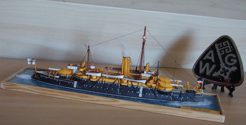 SMS Beowulf, Kaiserliche Marine