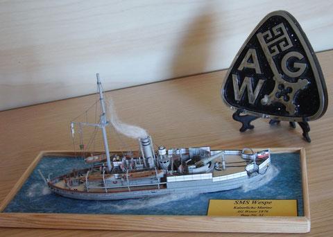 SMS Wespe, Kaiserliche Marine