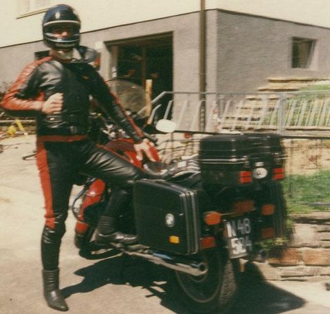 1989: BMW-R75/6