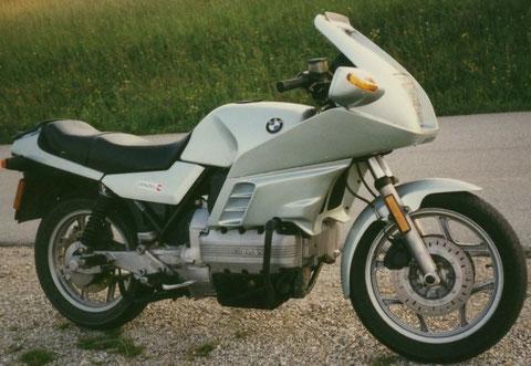 1990: BMW-K100