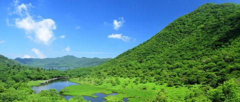 赤城山 標高:1,827.6m 活火山ランクC