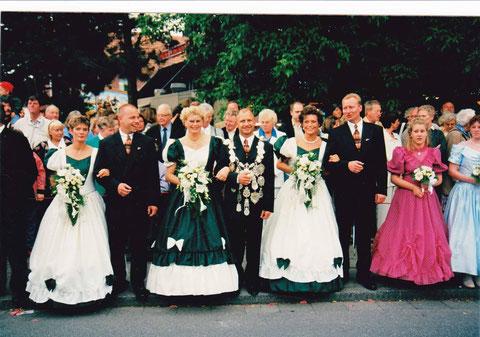 Königshaus 1996