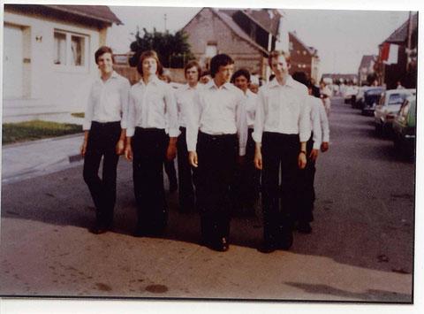 Jungschützen 1978