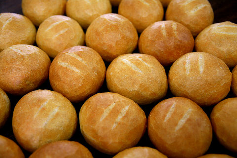 かもめパンのフランスパン職人が作ったプチフランスパン