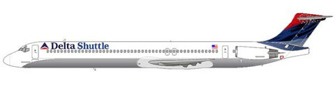 Delta Shuttle MD-88/Courtesy and Copyright: md80design