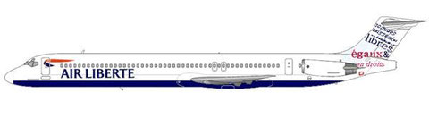 MD-83 in der an British Airways angelehnten Version/Courtesy and Copyright: md80design