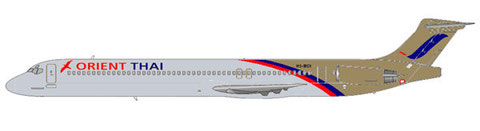 Orient Thai Airlines MD-81/Courtesy: md80design