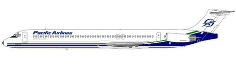 Pacific Airlines MD-82/Courtesy and Copyright: md80design