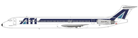 Das Farbschema der ATI lehnte sich sehr stark an die Alitalia/Courtesy and Copyright: md80design