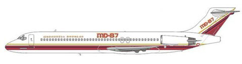 MD-87-Prototyp/Courtesy and Copyright: md80design