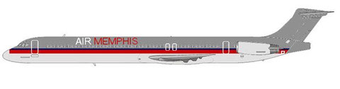 Air Memphis MD-83/Courtesy and Copyright: md80design