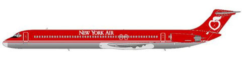 New York Air MD-82/Courtesy and Copyright: md80design