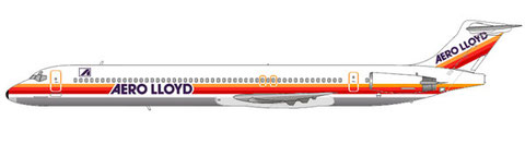 Aero Lloyd MD-83/Courtesy: md80design